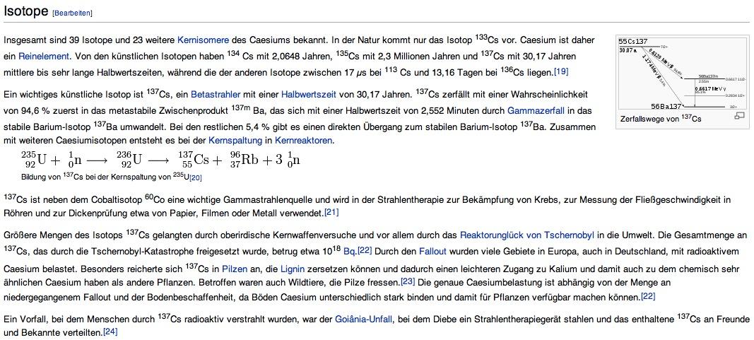 Fantastisch Halbwertszeit Von Radioaktiven Isotopen Arbeitsblatt ...