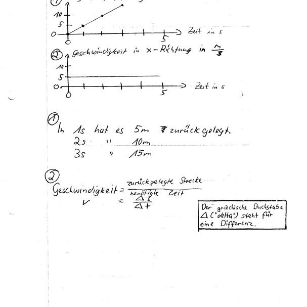 Amazing Konstante Geschwindigkeit Modell Arbeitsblatt 4 Elaboration ...